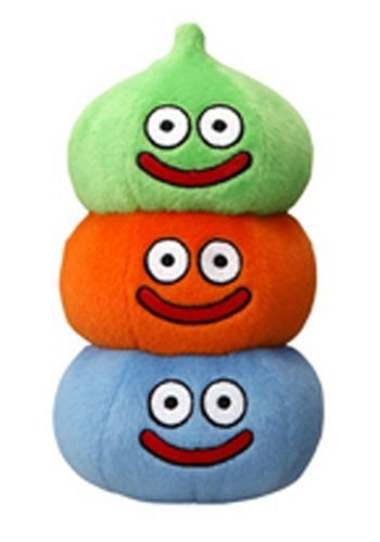 Dragon Quest - Smile Slime Plushie [Slime Tower S] de Square Enix