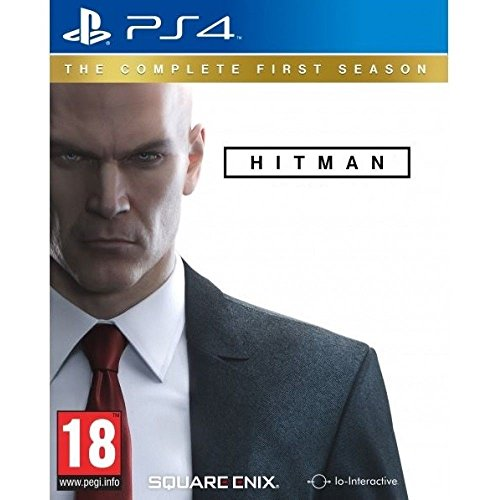 Hitman The Complete First Season PS4 Game de Square Enix