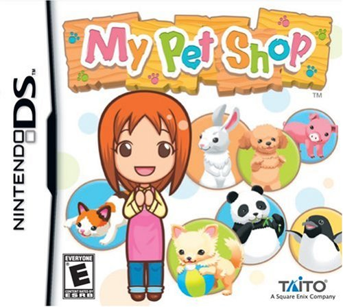 My pet shop de Square Enix