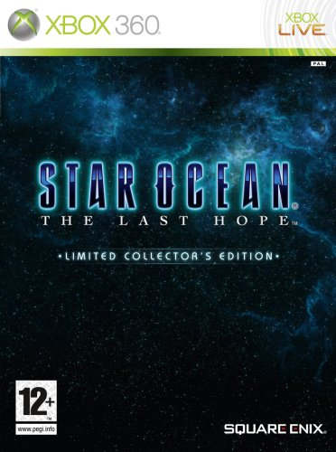 Star Ocean: The Last Hope - Limited Collector's Edition (Xbox 360) [import anglais] de Square Enix