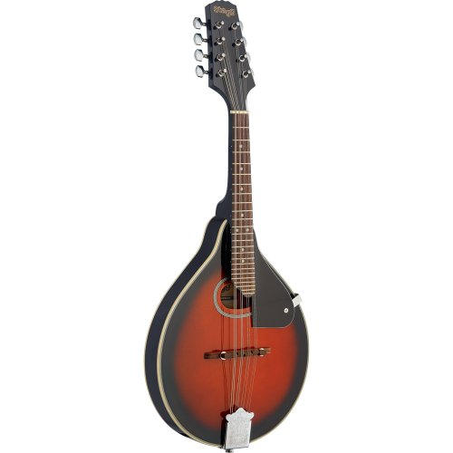 Stagg M30 Mandoline Bluegrass Marron de Stagg