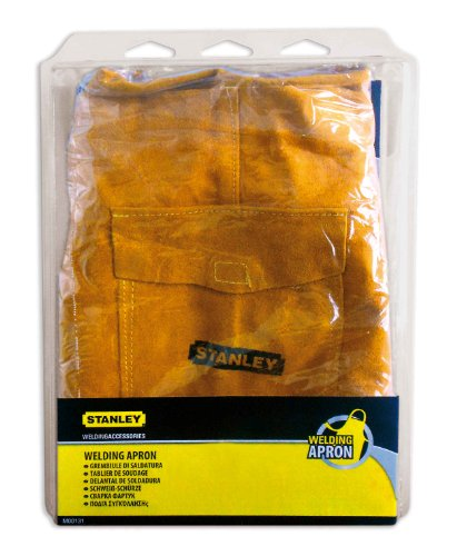 Stanley 460402 Tablier de protection en cuir de Stanley