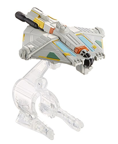 Hot Wheels – Star Wars – DRX07 – Ghost – Véhicule Miniature Die Cast de Star Wars