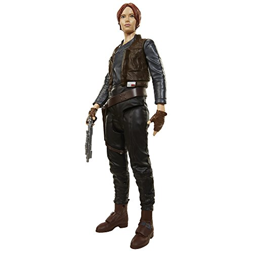 Star Wars Jakks Pacific - Big Figs Rogue One - Jyn Erso - Figurine Géante 45 cm de Star Wars