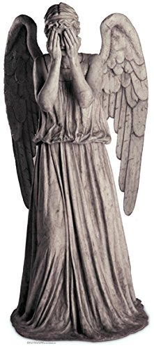 Star Cutouts - Stsc31 - Figurine Géante - Weeping Angel - Doctor Who - 191 Cm de Star cutouts