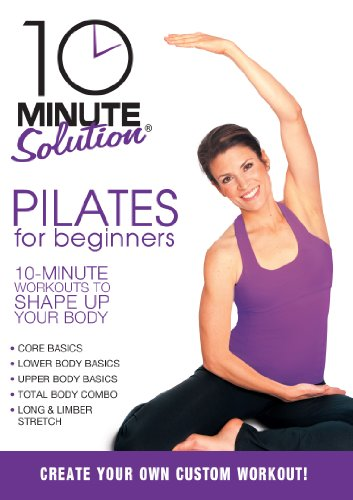 10 Minute Solution: Pilates for Beginners [Import italien] de Starz / Anchor Bay