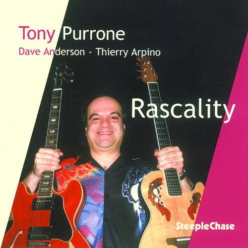 Tony purrone trio [Import allemand] de Steeplechase
