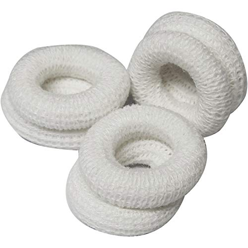 QUALICARE FIRST AID FINGER ROLL BOBS COT BUDDIES TUBULAR BANDAGE DRESSINGS WHITE by Steroplast de Steroplast