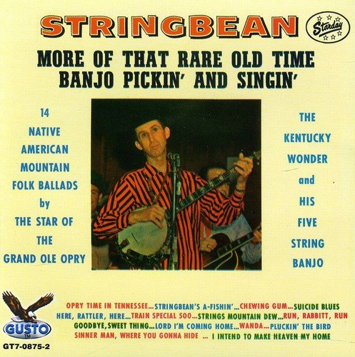 More of That Rare Old Time [Import USA] de Stringbean