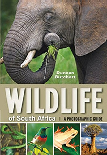 Wildlife of South Africa: A Photographic Guide de Struik Nature