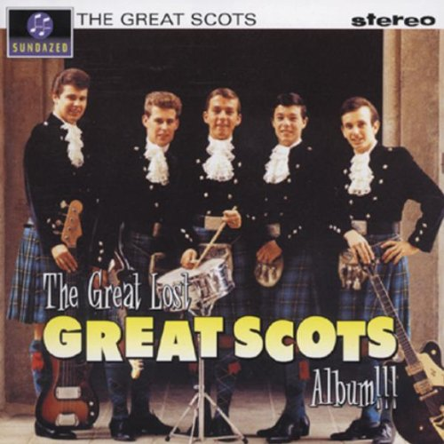 The Great Lost Album [Import anglais] de Sundazed
