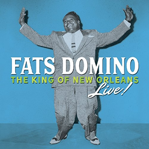 King of New Orleans Live! de Sunset Blvd Records