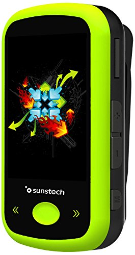 Sunstech ibizabt – Lecteur MP4, Vert de Sunstech