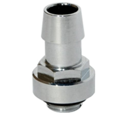 "Swiftech 1/4""BSPP1/2""RPF Fitting Chromé 1/4'' 1/2'' pour MCRES MICRO REV2 de Swiftech"