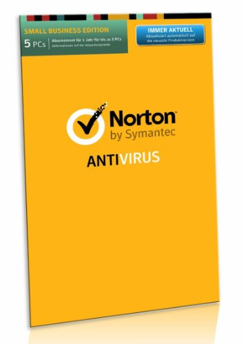 Norton Antivirus 2014 - 5 PCs [import allemand] de Symantec