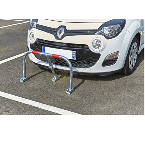 TAP 35386 Barrière de Parking À Cadenas, 755 mm x 360 mm x 400 mm de TAP FRANCE