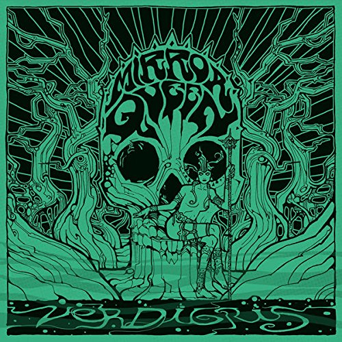Verdigris [Import allemand] de TEE PEE RECORDS