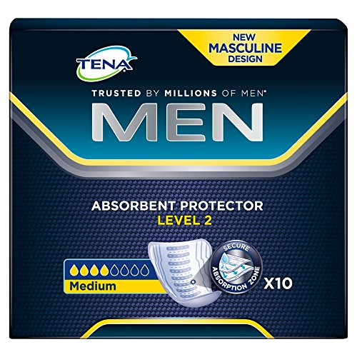 Tena Pads For Men Level 2 x 10 de TENA