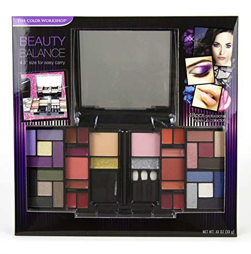 COLOR WORKSHOP Beauty Balance Coffret 44 Produits de Maquillage de THE COLOR WORKSHOP