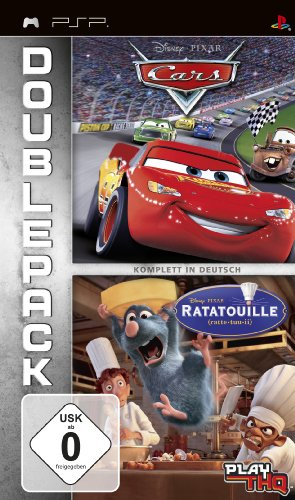 Cars & Ratatouille (Doppelpack) [import allemand] de THQ