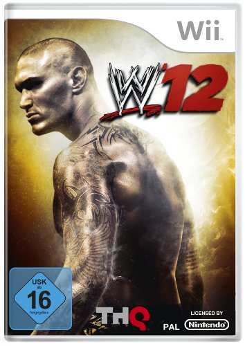 WWE 12 [import allemand] de THQ