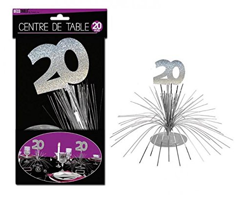 CENTRE DE TABLE - TOP VENTE TOCADIS - 20 ANS de TOCADIS