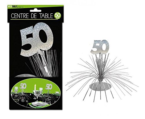CENTRE DE TABLE - TOP VENTE TOCADIS -50 ANS de TOCADIS