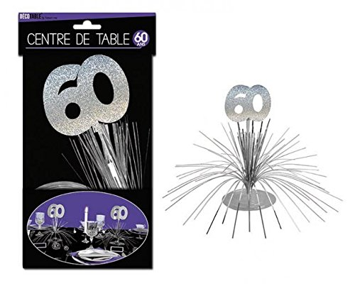 CENTRE DE TABLE - TOP VENTE TOCADIS -60 ANS de TOCADIS