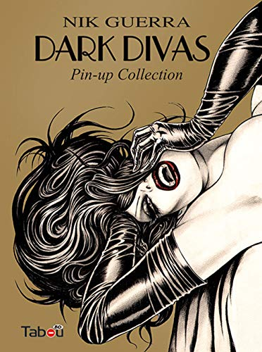 Dark Divas Pin-up Collection : Avec 12 ex-libris de Tabou Editions
