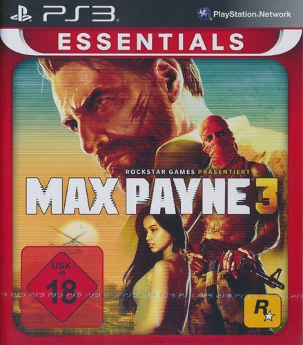 Max Payne 3 [Essentials] [import allemand] de T2 TAKE TWO