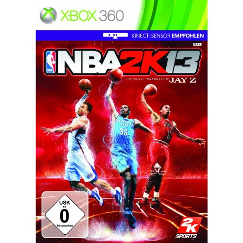 NBA 2K13 [import allemand] de T2 TAKE TWO