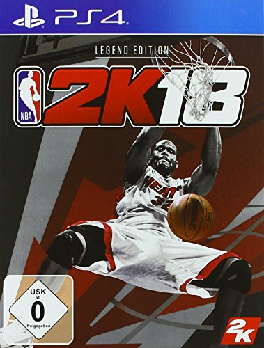 NBA 2K18 - Legend Edition [Import allemand] de T2 TAKE TWO