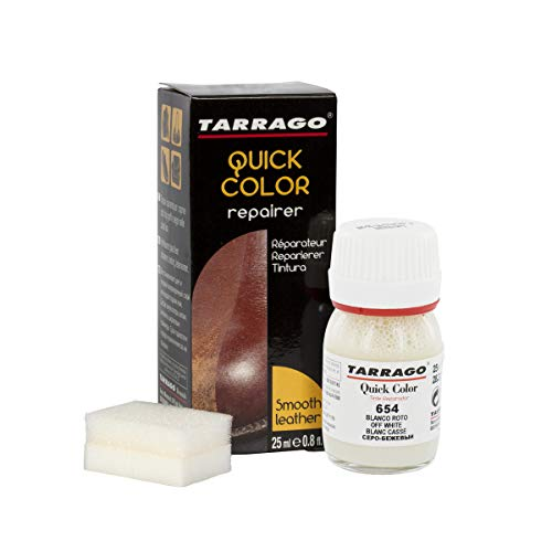 Tarrago Quick 25ml, Teintures Mixte Adulte, Gris (Off White 654), 20 ML de Tarrago