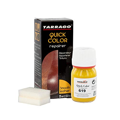Tarrago Quick 25ml, Teintures Mixte Adulte, Marron (Yellow Ochre 619), 20 ML de Tarrago