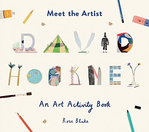 Meet David Hockney de Tate Publishing