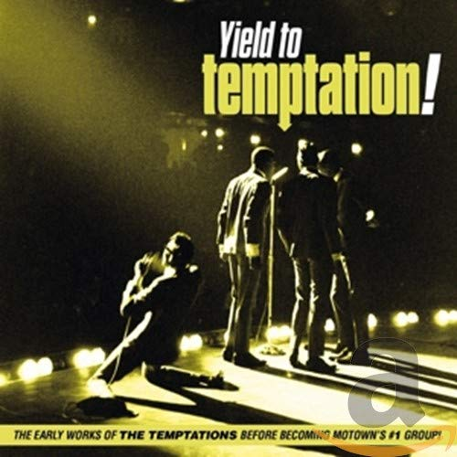 Yield to Temptation the Early [Import allemand] de Temptations, The