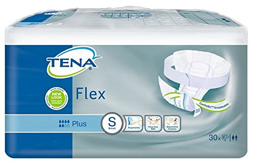 Tena - SCAHP723130 - Flex Plus - Comfistretch Small - Pack 30 de TENA