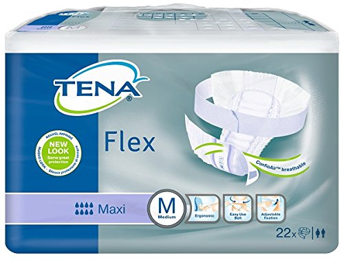 Tena - SCAHP725222 - Flex - Maxi Comfistretch Medium - Pack 22 de TENA