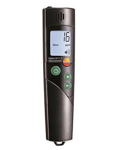 Indicateur de CO testo 317-3 de Testo