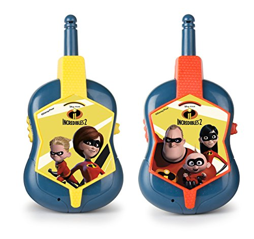 IMC Toys - Talkie Walkie Les Indestructibles 2 - 500099 - Disney de IMC Toys