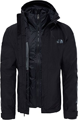 North Face M Naslund Triclimate Veste, Homme, Noir – (TNF Black) de The North Face