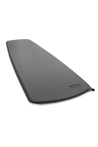 Thermarest Trail Scout - Tapis - Regular Gris Tapis de Sol de Thermarest