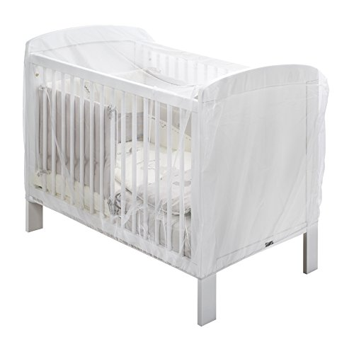 THERMOBABY Moustiquaire Lit 60 X 120 et 70 X 140 Transparent de Thermobaby