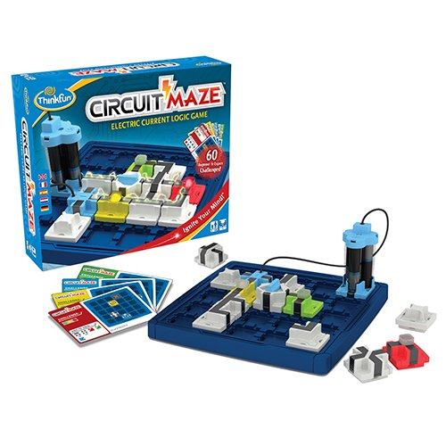 Thinkfun - 11241 - Jeu de Logique - Circuit Maze de Think Fun