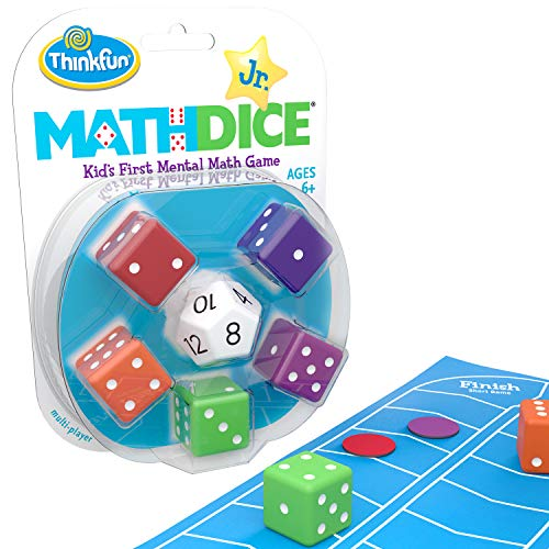 Thinkfun Jeu Dice Mathématiques Junior de Think Fun