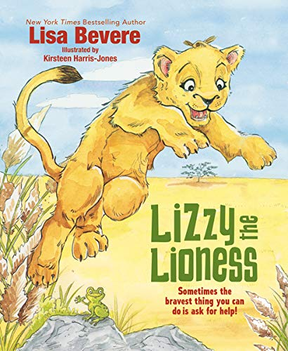 Lizzy the Lioness de Thomas Nelson Publishers