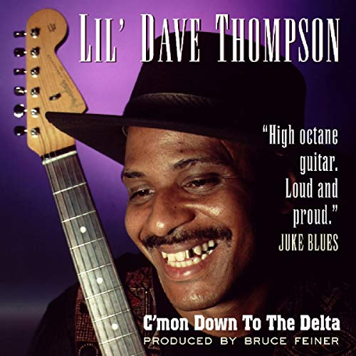 C' Mon Down To The Delta [Import allemand] de Thompson, Lil' Dave