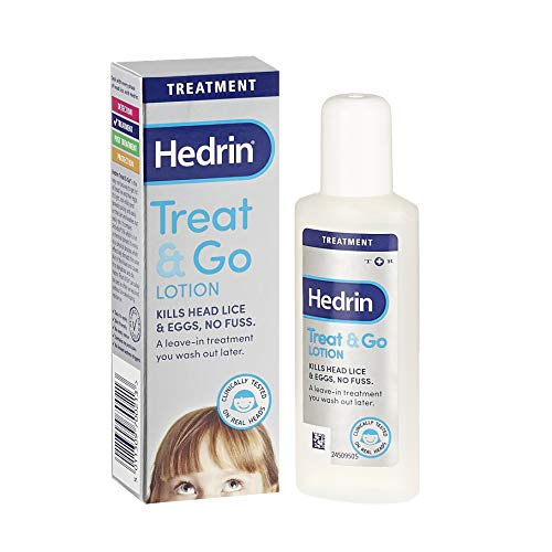 HEDRIN TREAT & GO LOTION 50ML de THORNTON and ROSS LTD