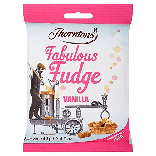 Thorntons - Fabulous Fudge - Vanilla - 140g de Thorntons