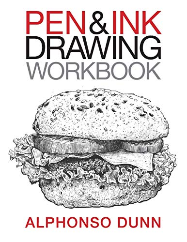 Pen and Ink Drawing Workbook de Three Minds Press